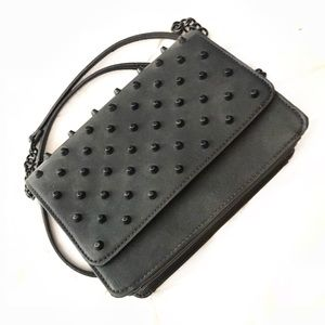 Gianni Bini Studded Crossbody
